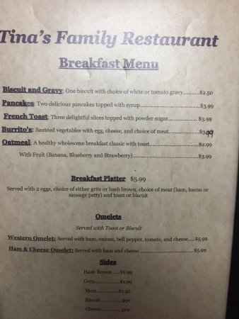 Columbia, MS: Breakfast is really good!