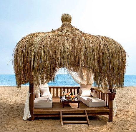 Gloria Verde Resort: Beach Pavillion