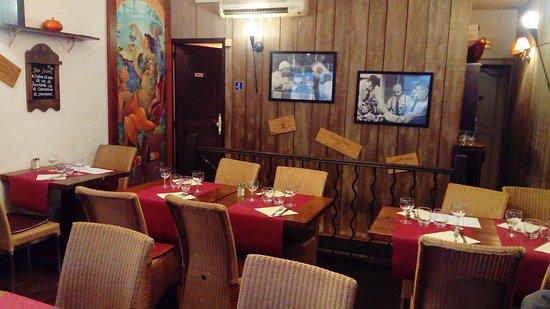 Restaurant Table De Bacchus Nancy