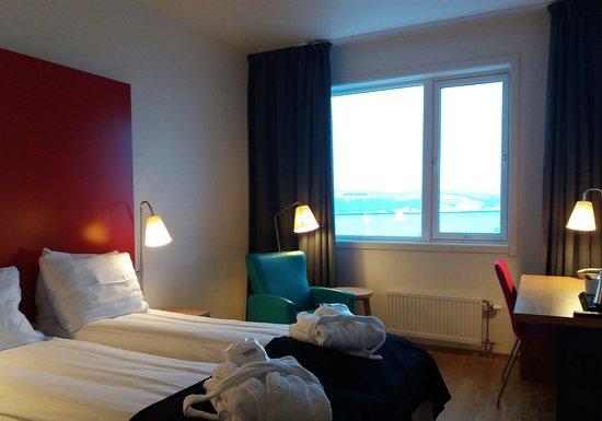 Thon Hotel Kirkenes: Nice room