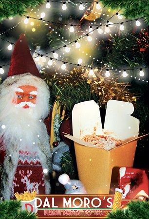 Happy Holidays | Dal Moro's Fresh Pasta To Go