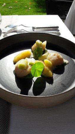 Restaurant le saison dans saint gregoire avec cuisine for Restaurant saint gregoire