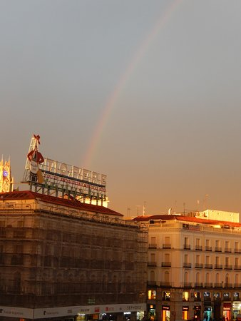 Hostal Riesco Puerta del Sol : Peurto del Sol