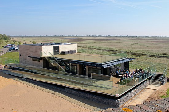 Skegness, UK: Gibraltar Point Visitor Centre