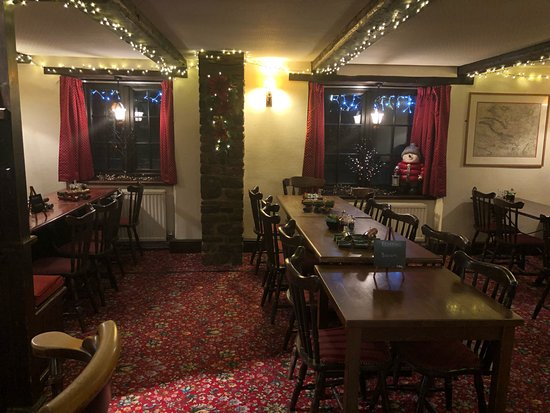 East Harptree, UK: Christmas at the Castle