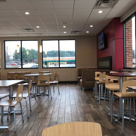 Interior picture of wendy 39 s kennett square tripadvisor - Places to eat near longwood gardens ...