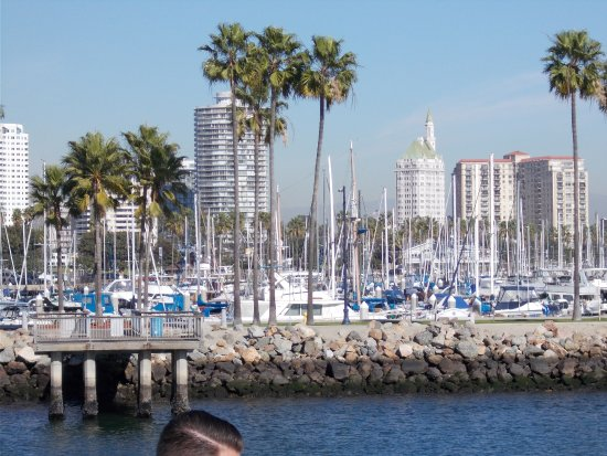 Catalina Island Chamber of Commerce & Visitors Bureau: Long Beach waterfront