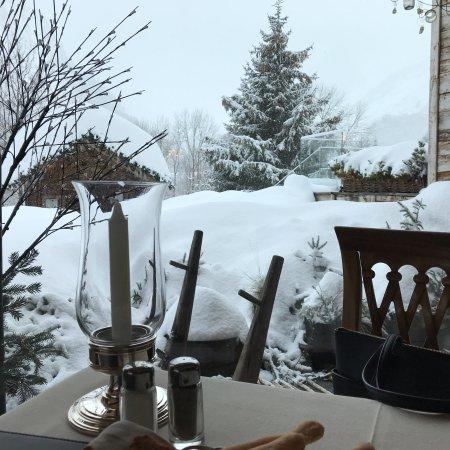 Auberge de la maison restaurant courmayeur restaurant for Auberge de la vieille maison rimouski