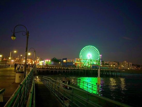 Santa Monica Pier: santa monica