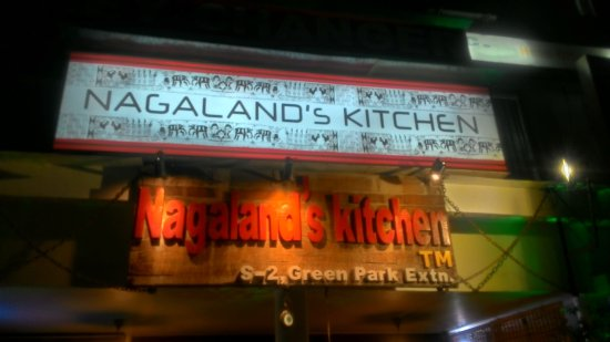 Nagaland S Kitchen New Delhi Delhi