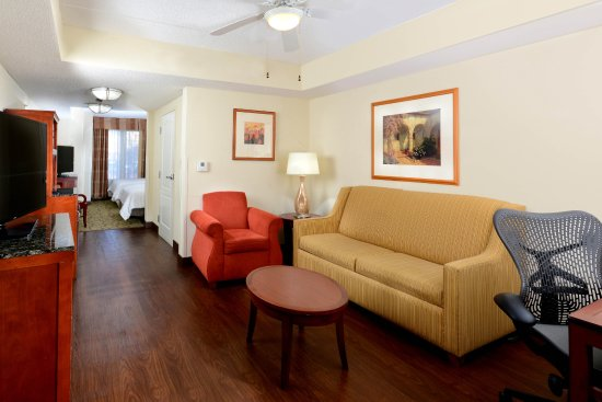 Hilton Garden Inn Greensboro: Queen Junior Suite