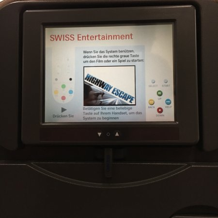 Swiss International Air Lines Photo
