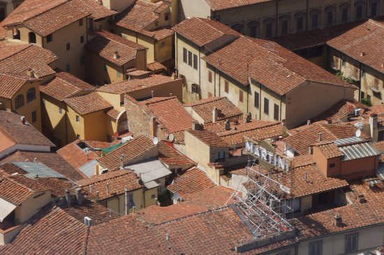 Вид с Campanile di Giotto