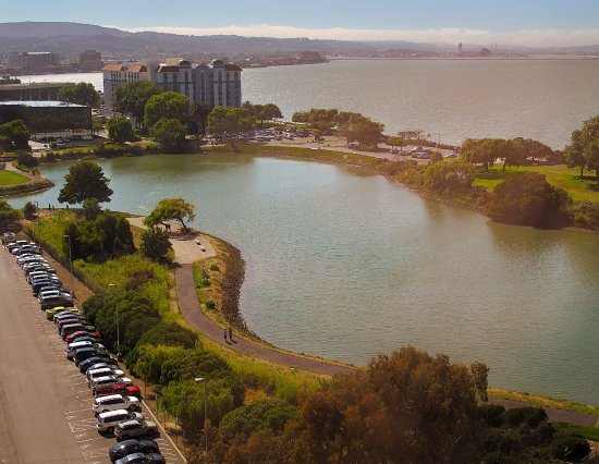 Hilton SFO Airport - Room 1311 - Room View