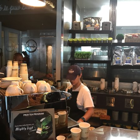 From Traditional Bakery to Upscale Coffee Shop