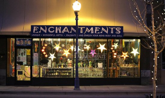 Pocatello, ID: Street view of Enchantments