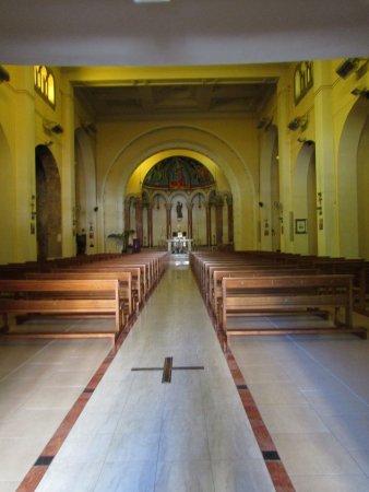 L'Hospitalet de Llobregat, España: Parroquia de Santa Eulàlia de Provençana