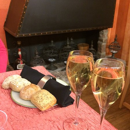Baudricourt, France: Repas gastronomique excellent