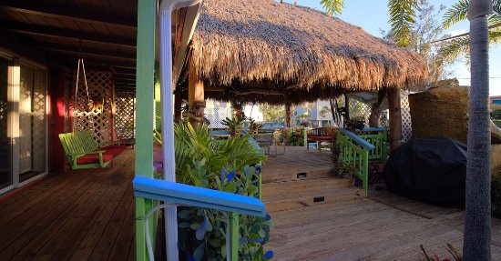 Beachpoint Cottages: Want a truly tropical vacation? Beachpoint has that. Lush grounds just 100 yards to the water!