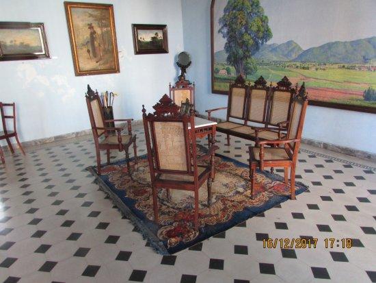 Pinar del Rio, Cuba: Muebles siglo XIX