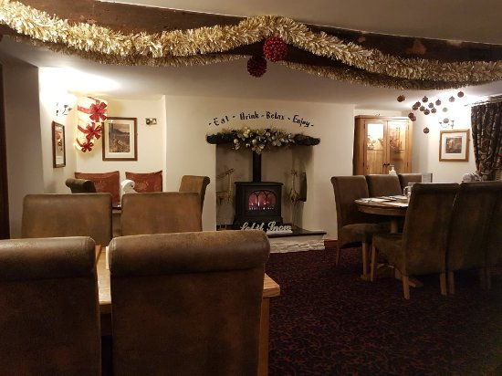 The Thatched Inn: 20171216_180521_large.jpg