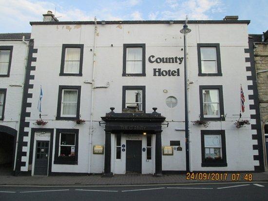 County Hotel Selkirk Tripadvisor