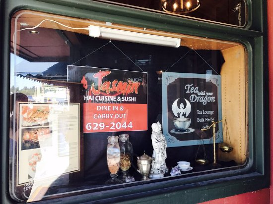 Jasmin Thai Cuisine & Sushi: Posted by a Yelp Reviewer: