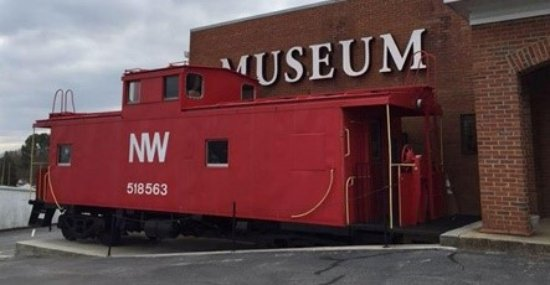 South Boston, VA: Halifax County's Rail History