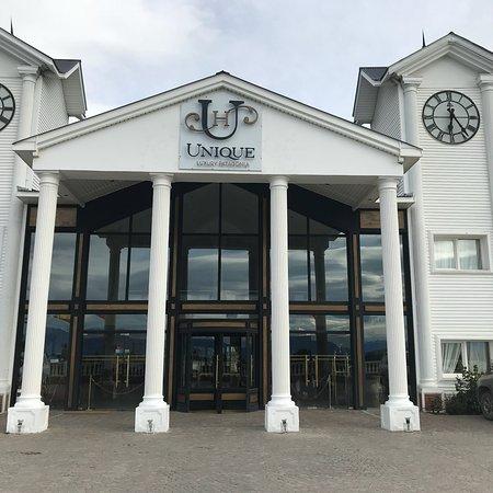 Picture of unique luxury patagonia el for Hotel unique luxury calafate tripadvisor