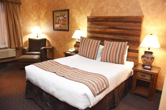 Best Western Plus Inn of Santa Fe: Bed