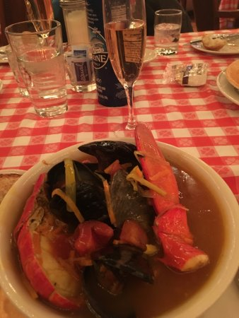 Grand Central Oyster Bar & Restaurant: Perfect Bouillabaise