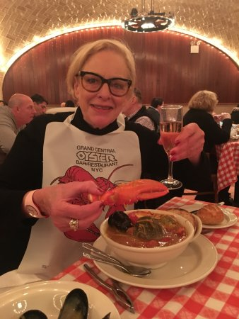 Grand Central Oyster Bar & Restaurant: Cheers to a fab lunch!