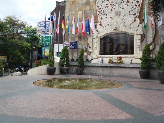 Ground Zero Monument: mooi monument