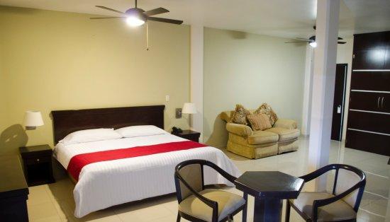 La Piedad, Meksiko: Hotel Mirage, Habitación máster suite.