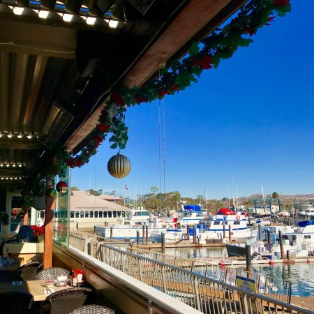 Proud Marys Dana Pt Harbor A Popular Waterfront Restaurant With