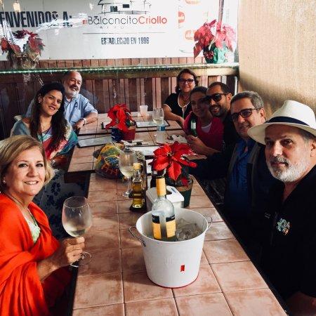 Aibonito, Puerto Rico: Chinchorreo