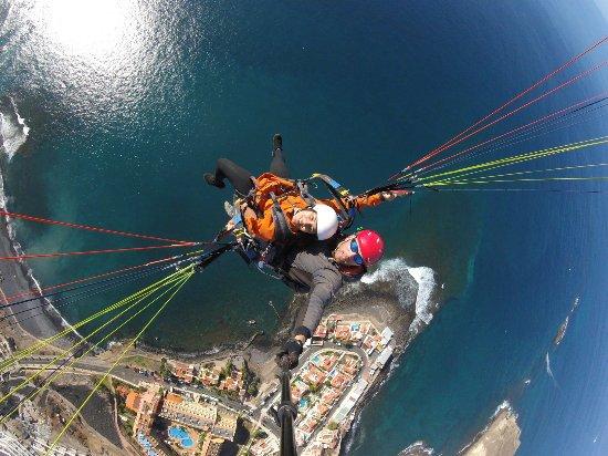 Tenerife Tandem Paragliding