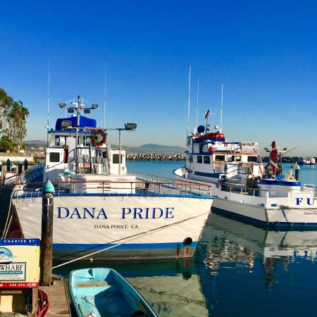 DANA POINT HARBOR, CA, Another Beautiful ☃️ Winter Day in Dec 2017!