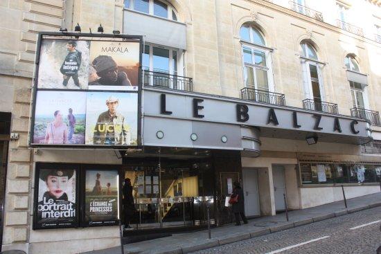 Le Balzac Cinéma