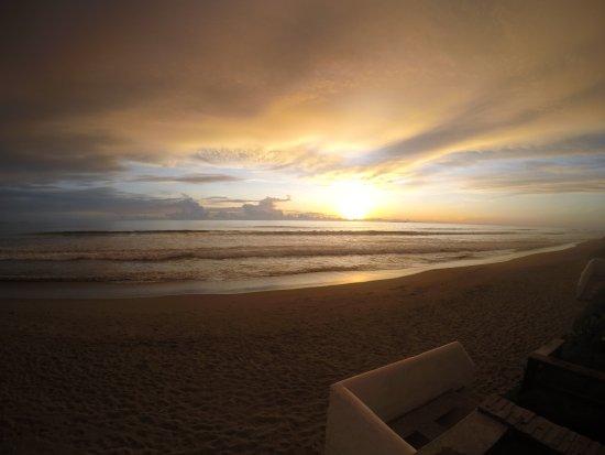 Puerto Cayo, Ecuador: Atardecer
