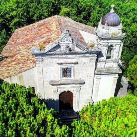 Buccheri, Italie : Santuario Madonna delle Grazie