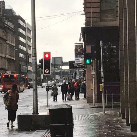 Restaurants Near Alexander Thomson Hotel Glasgow