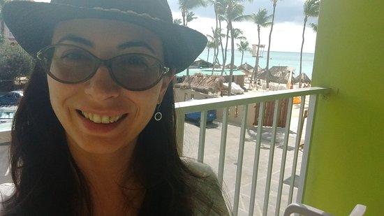 Holiday Inn Resort Aruba - Beach Resort & Casino: Primera impresión al llegar