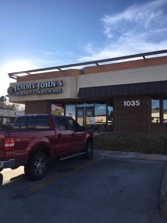 jimmy john 39 s colorado springs 1035 garden of the gods rd restaurant reviews photos
