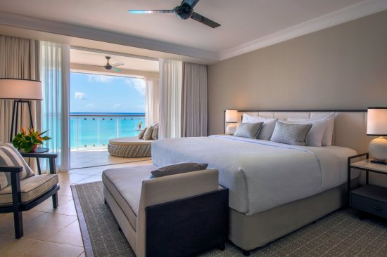 Porters, Barbados: Newly renovated Deluxe Oceanfront Room