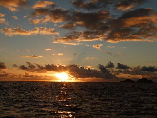 Tadrai Island Resort: Sunset Cruise