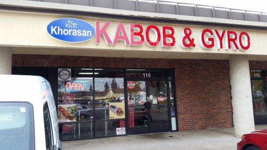 Khorasan Kabob & Gyro