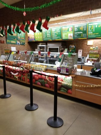 Frederick, CO: Subway