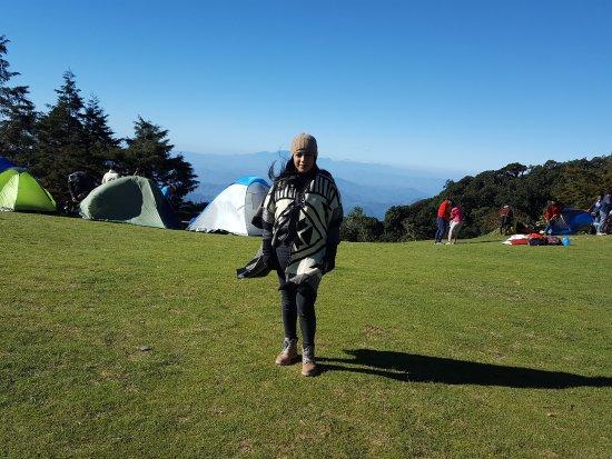 Chalatenango Department, El Salvador: Camping Zone!