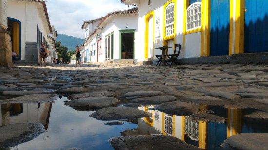 Pousada Morro do Forte: LInda Paraty